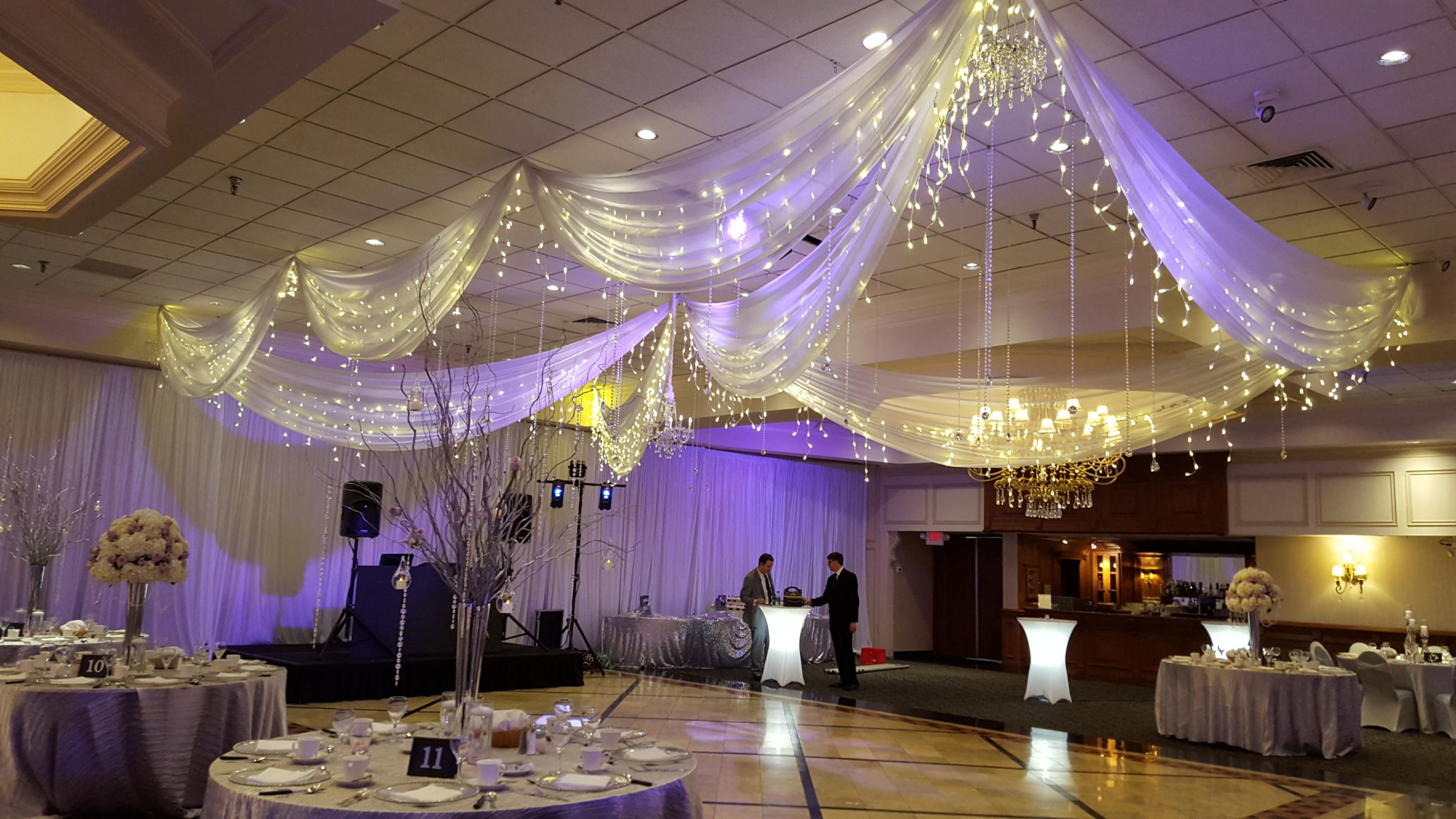 ceiling pinterest really ideas how pin look drapes hang wedding like for to this events
