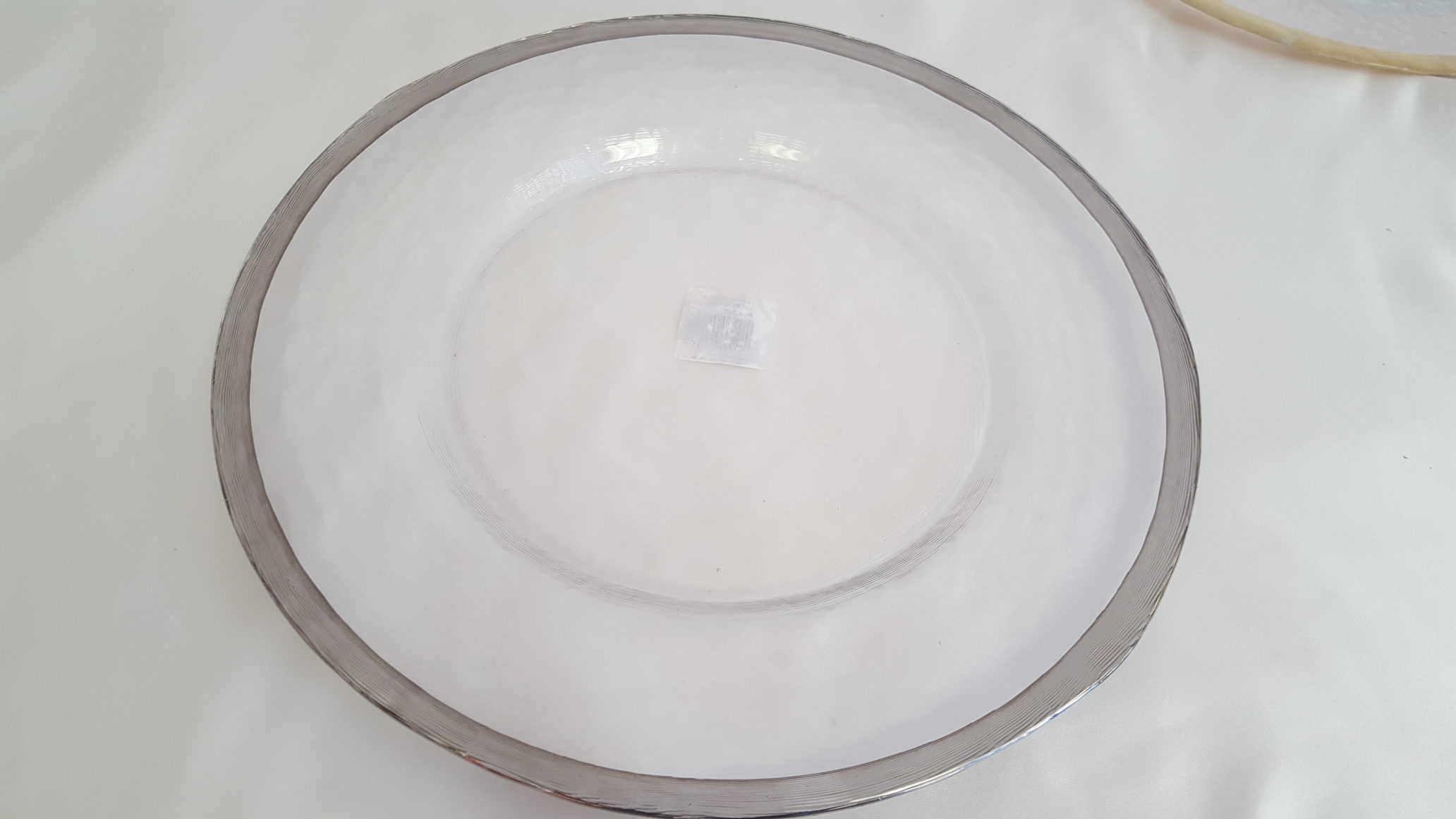 Charger Plates - Linens and Beyond
